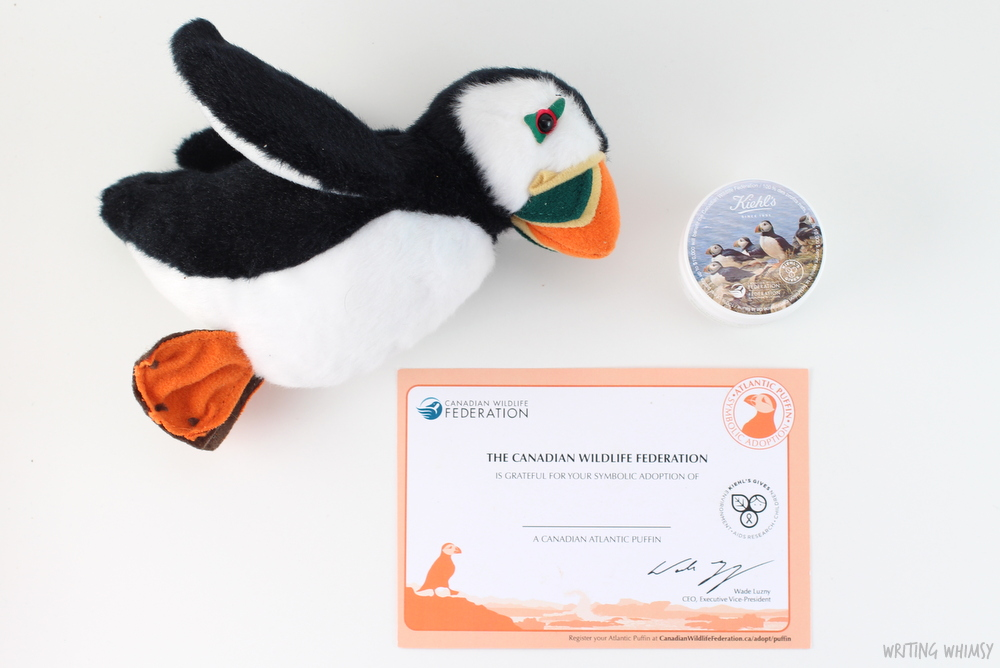 Kiehl's Creamy Eye Treatment with Avocado Supports Puffins 5