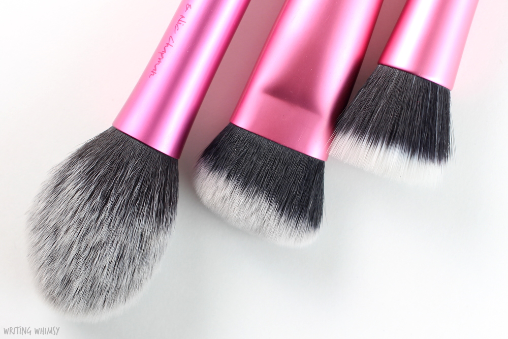 Real Techniques Blush Brush, Sculpting Brush and Stippling Brush Reviews