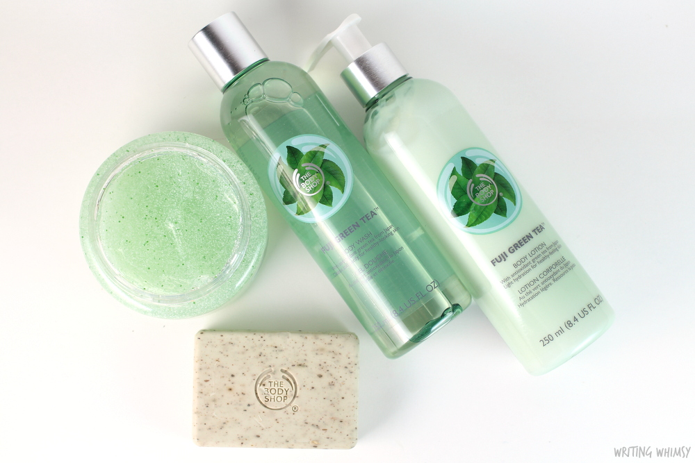 The Body Shop Fuji Green Tea 2