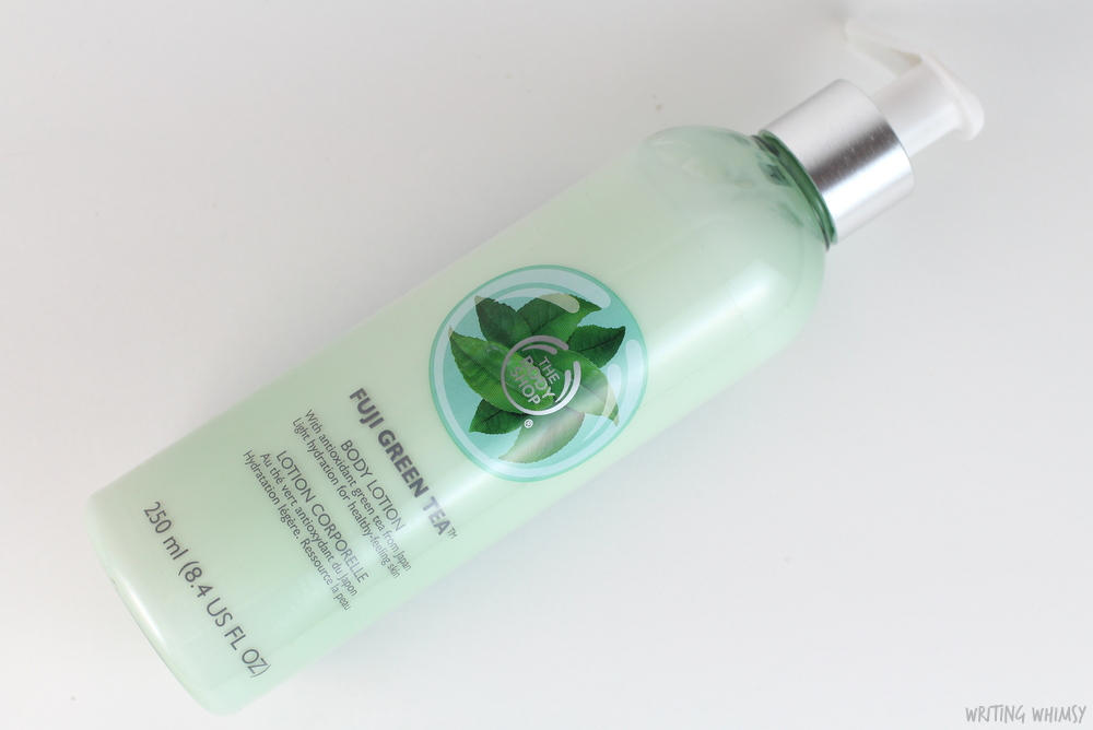 The Body Shop Fuji Green Tea Body Lotion