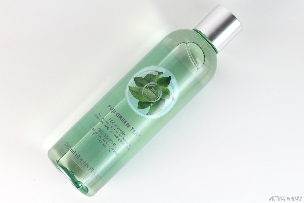 The Body Shop Fuji Green Tea Body Wash