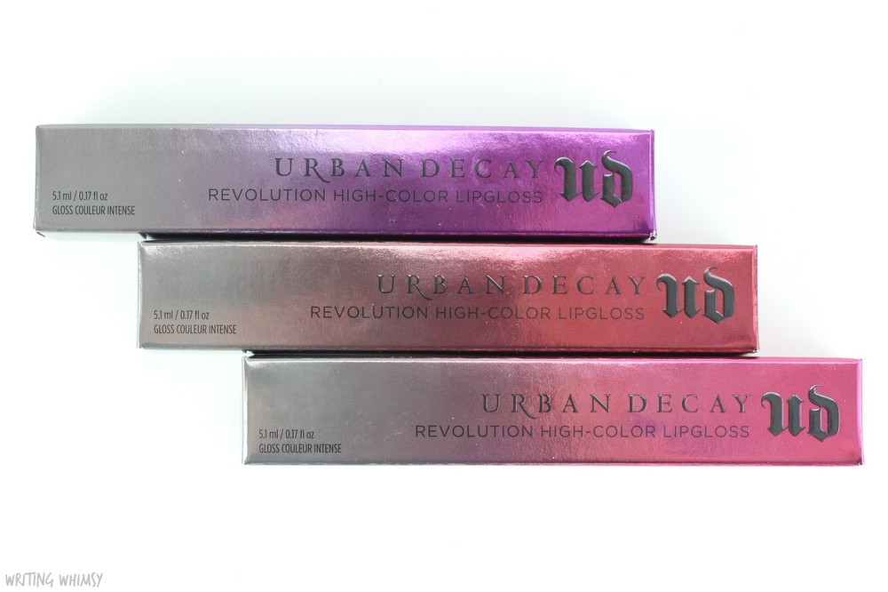 Urban Decay Quiver Revolution High-Color Lipgloss 2