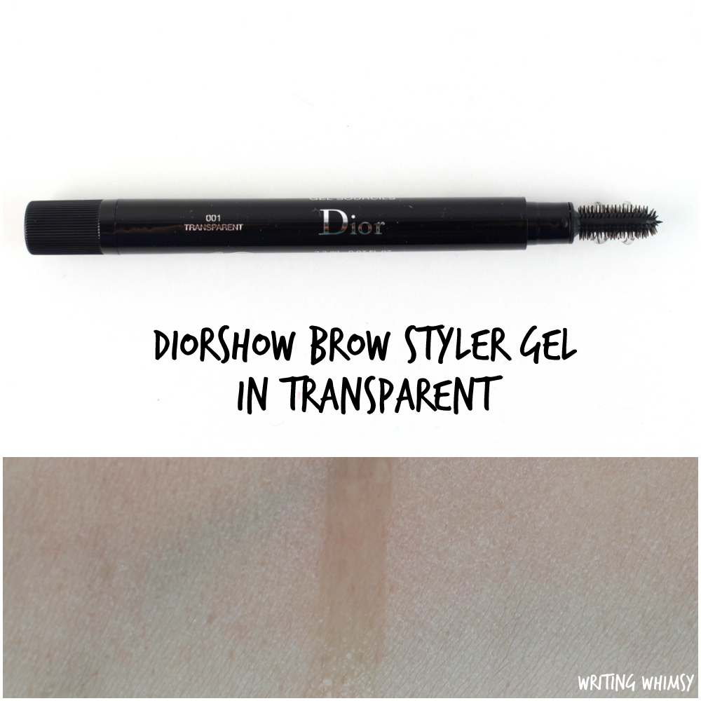 1-Diorshow Brow Styler Gel in Transpare