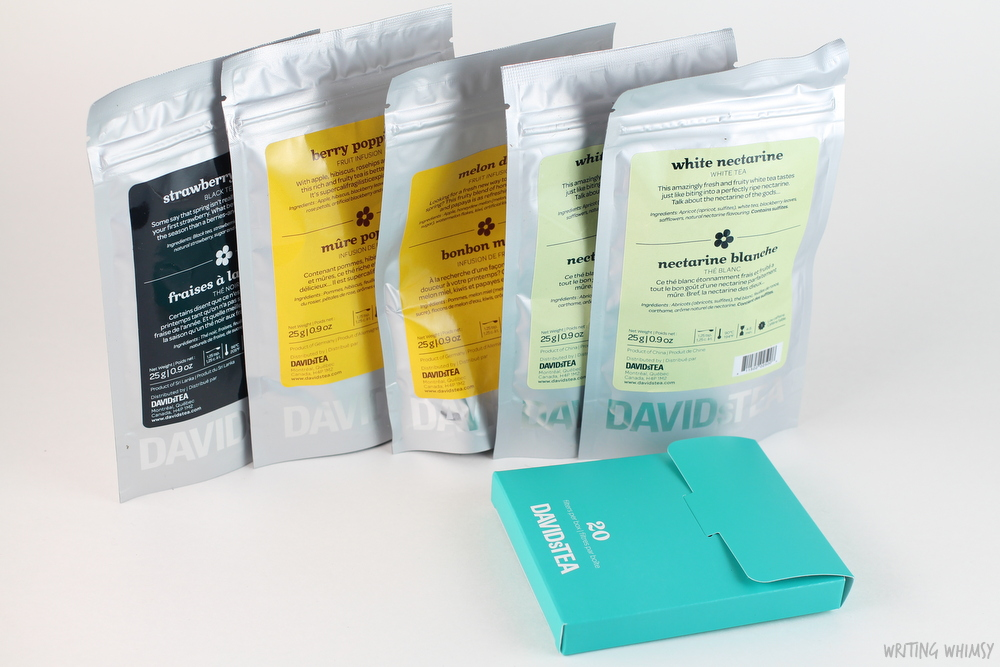 DAVIDsTEA Spring Collection 2015 2