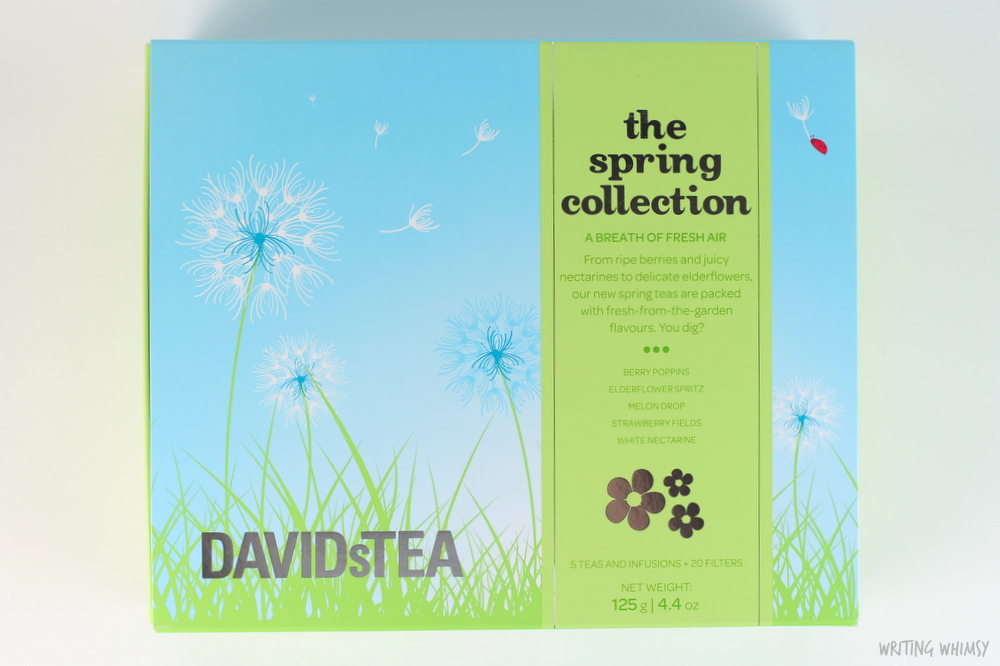 DAVIDsTEA Spring Collection 2015 3