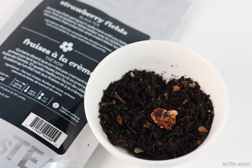DAVIDsTEA Strawberry Fields