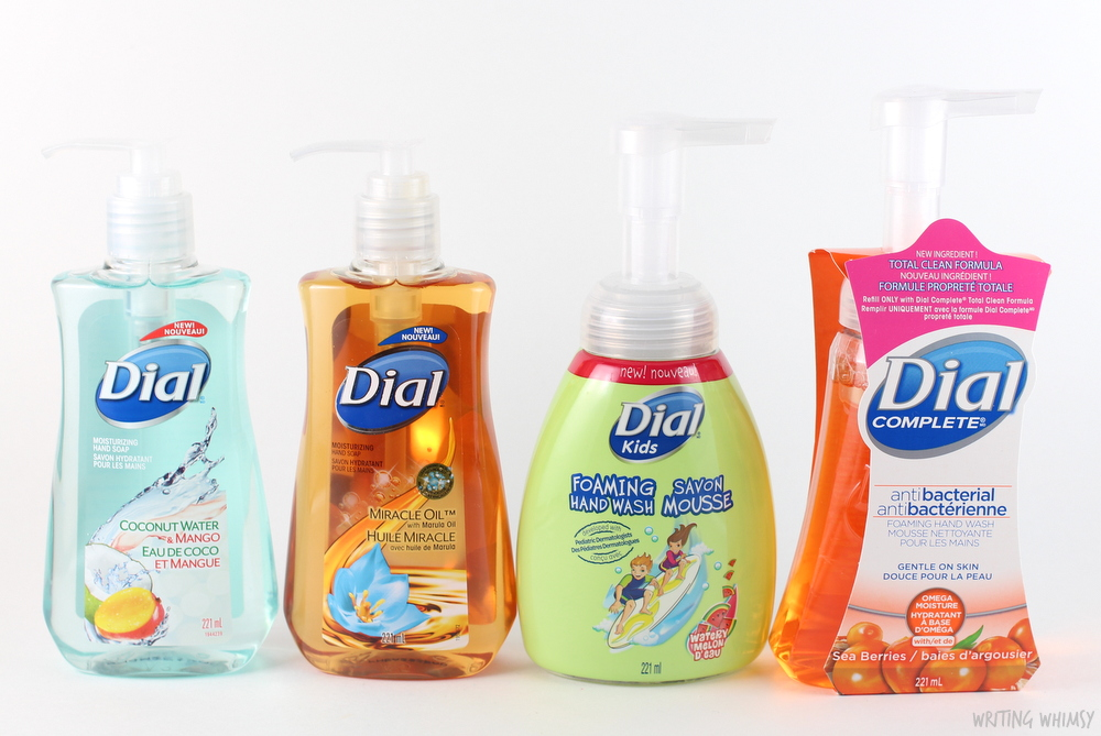 Dial Miracle Oil with Caring Marula Oil Liquid Hand Soap
