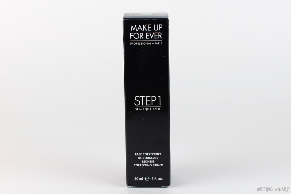 Make Up For Ever Step 1 Equalizer Redness Correcting Primer 2