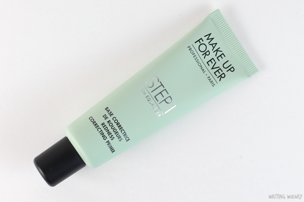 Make Up For Ever Step 1 Equalizer Redness Correcting Primer