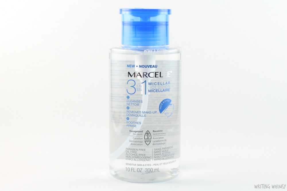 Marcelle 3-in-1 Micellar Solution 2