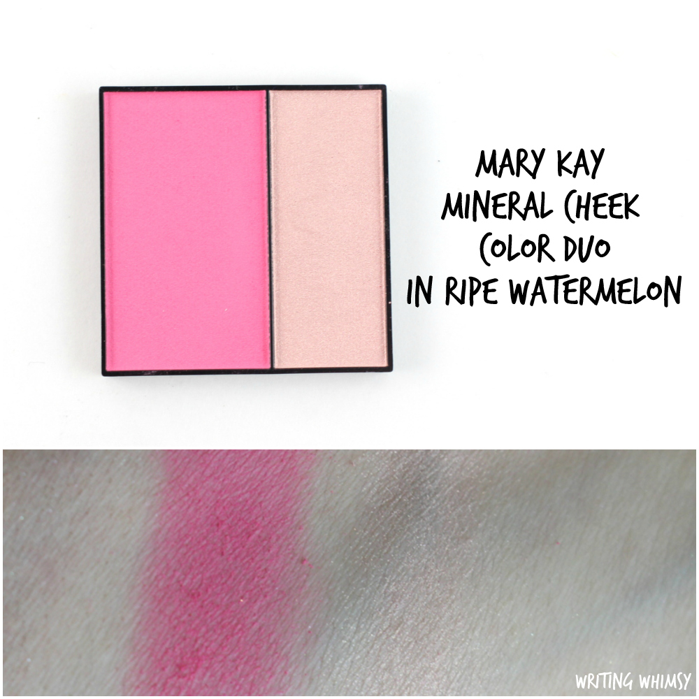 Mary Kay Mineral Cheek Duo in Ripe Watermelon
