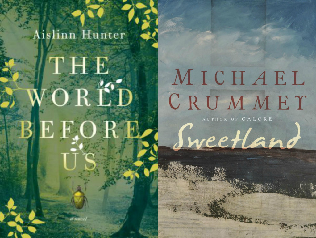 Sweetland by Michael Crummey  Collage