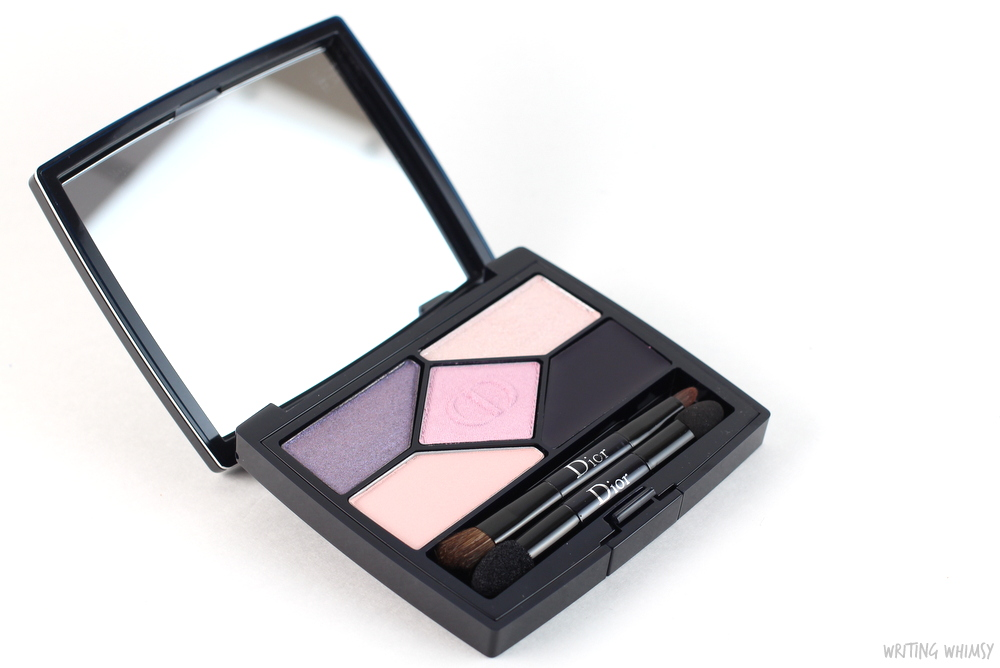 Dior Diorshow 5 Couleurs Designer Eyeshadow Palette 808 Purple Design
