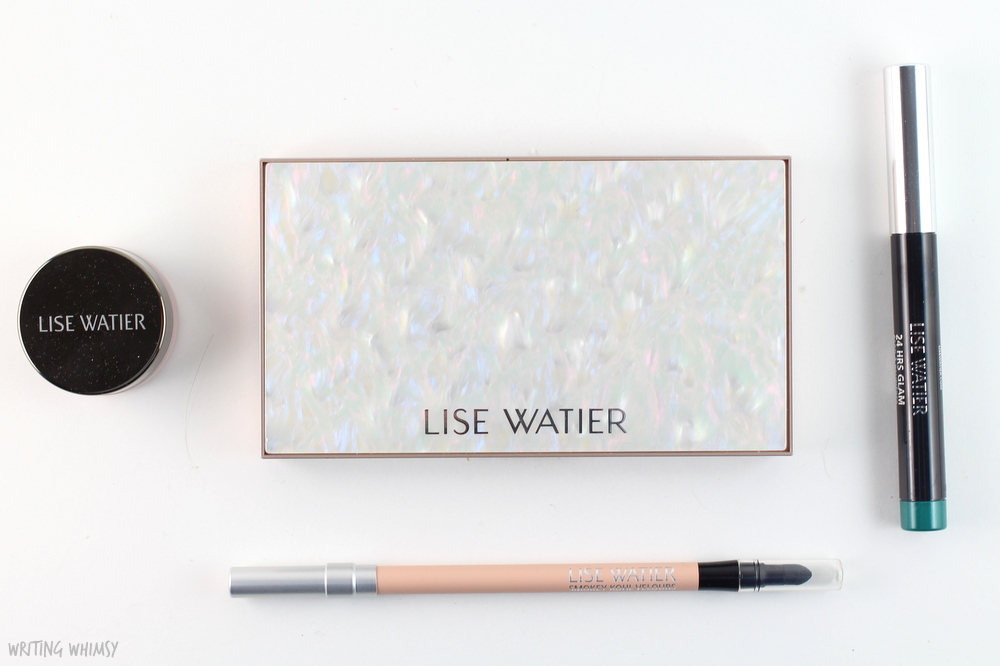 Lise Watier Summer Rivages Collection Smokey Kohl Velours Nude Velours 4