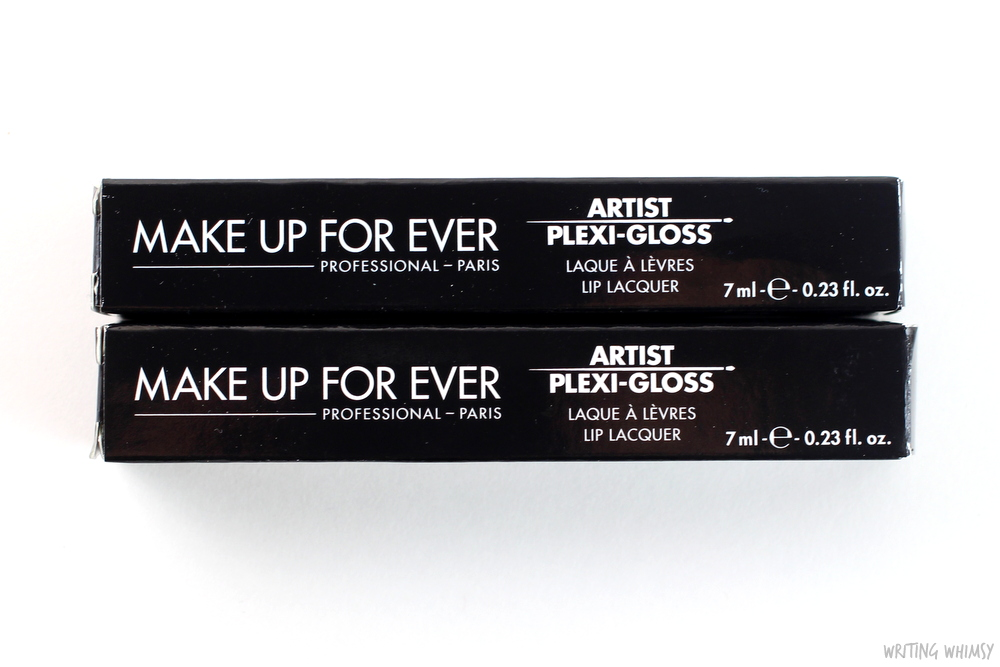 Make Up For Ever Artist Plexi-Gloss 100P Light Beige 3