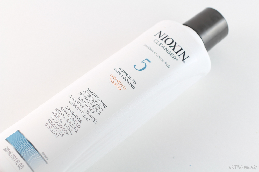 Nioxin Hair Thinning System 5 2