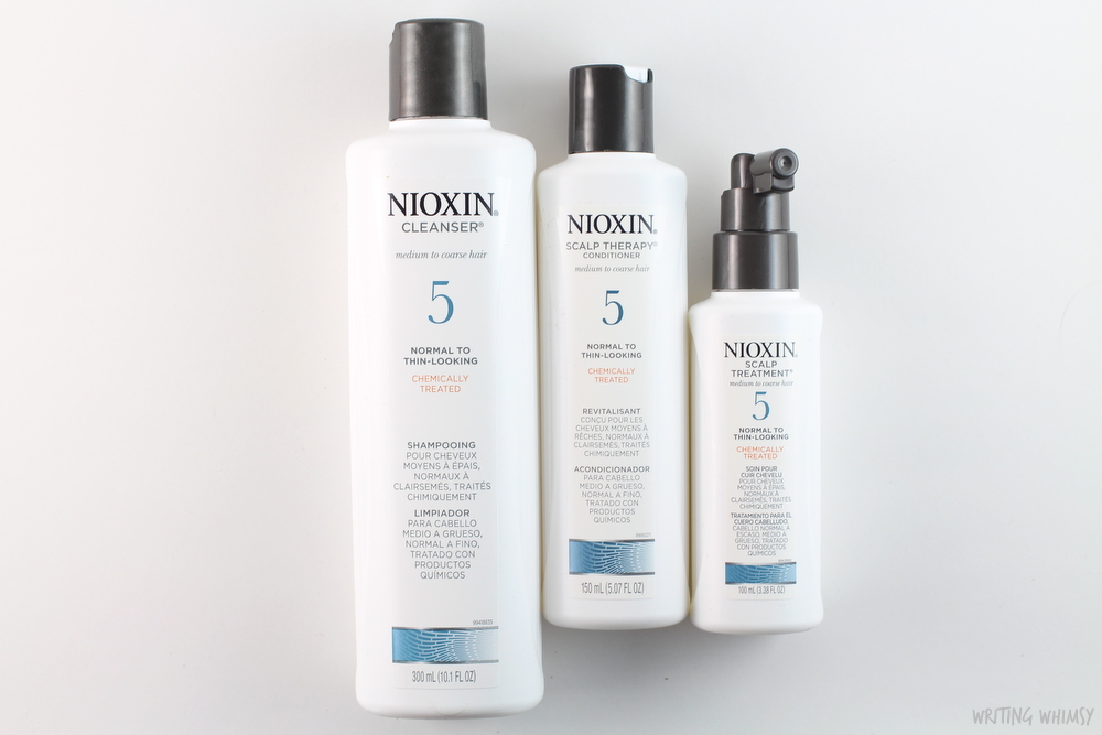 Nioxin Hair Thinning System 5 6