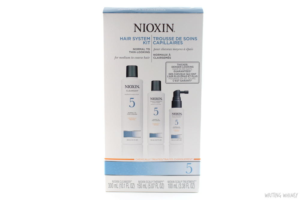 Nioxin Hair Thinning System 5 7