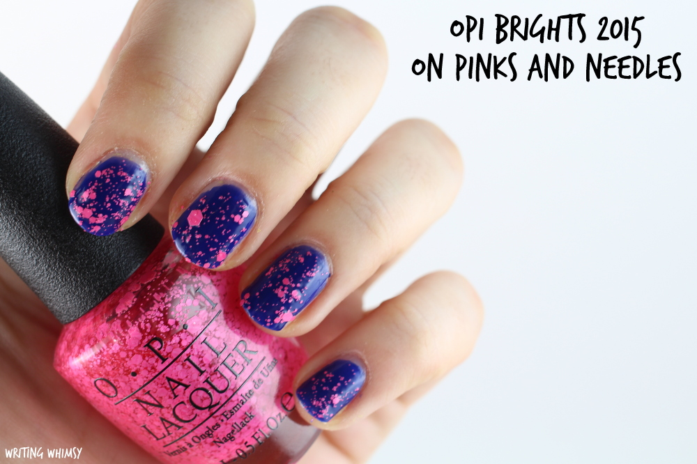 OPI On Pinks and Needles