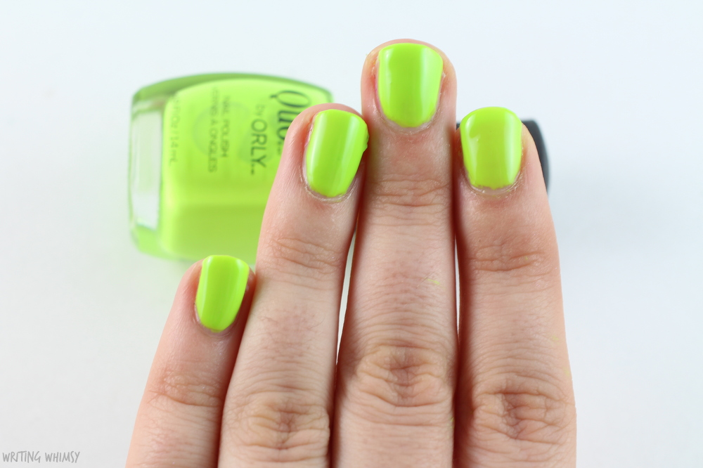Quo by Orly Summer 2015 Adrenaline 2