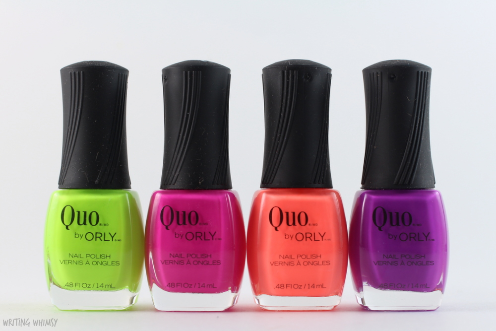 Quo by Orly Summer 2015