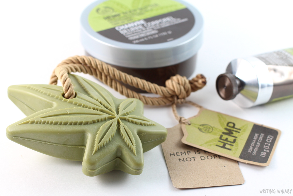 The Body Shop Hemp 2