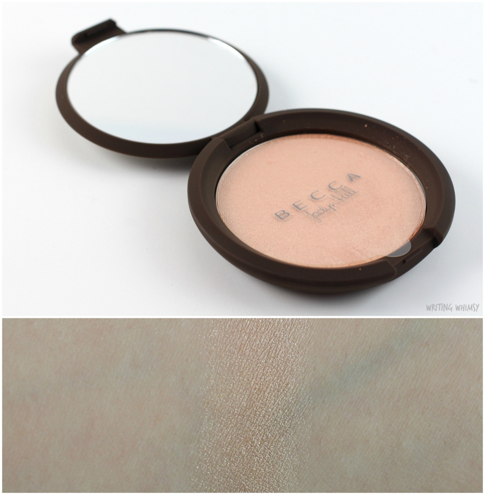 1-Becca Champagne Pop Shimmering Skin Perfector Pressed