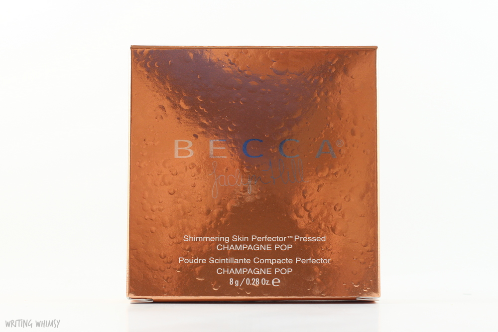 Becca Champagne Pop Shimmering Skin Perfector Pressed 6