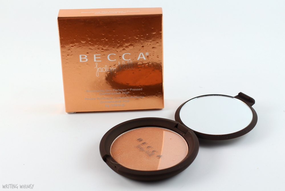 Becca Champagne Pop Shimmering Skin Perfector Pressed 7