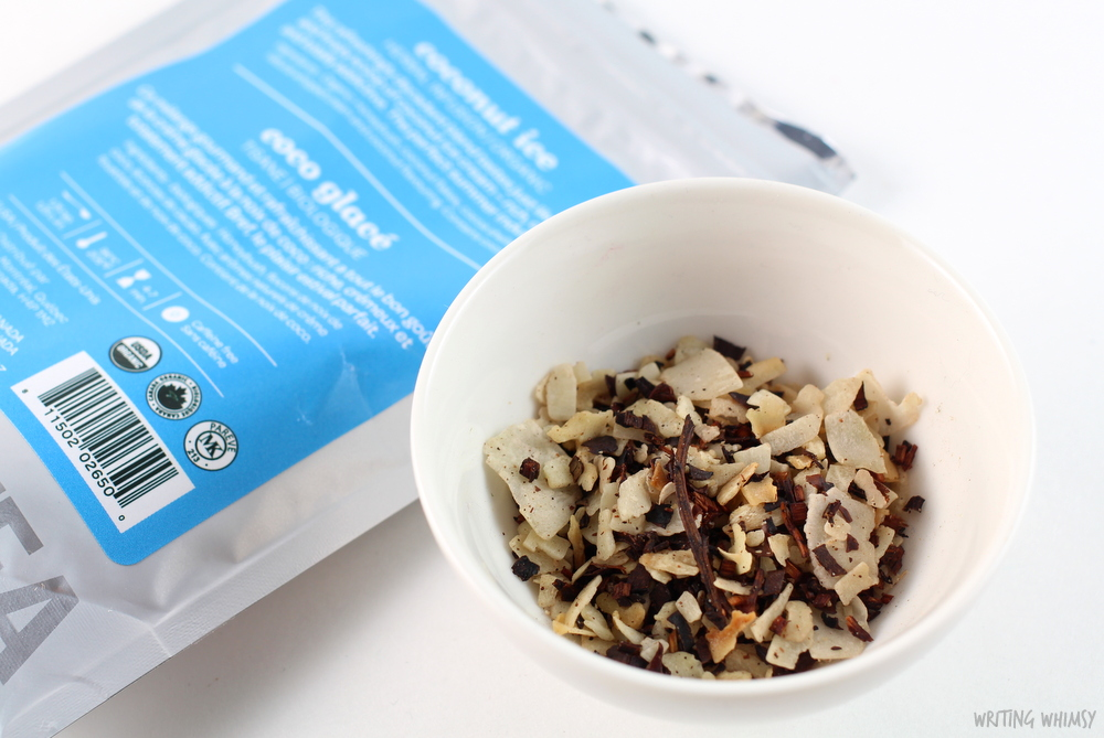 DAVIDsTEA Coconut Ice