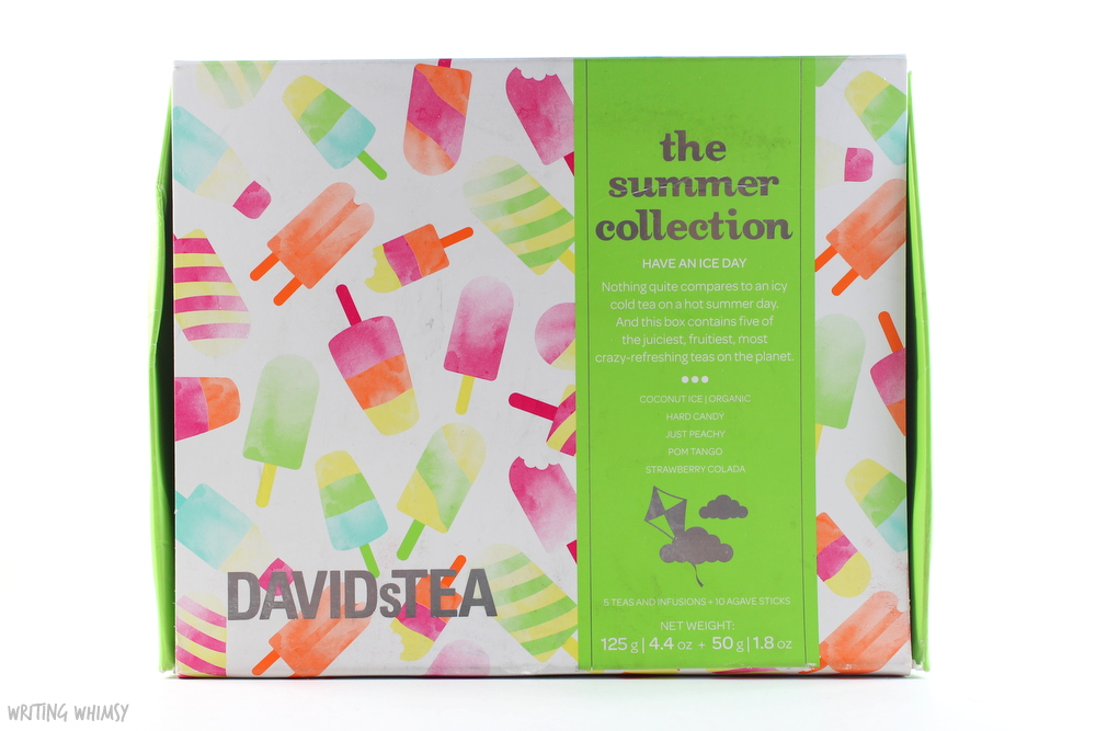 DAVIDsTEA Summer 2015 Collection 2