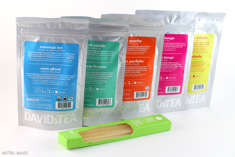 DAVIDsTEA Summer 2015 Collection 3