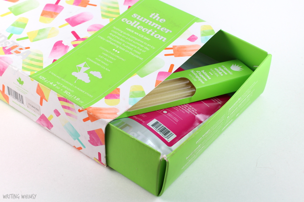 DAVIDsTEA Summer 2015 Collection