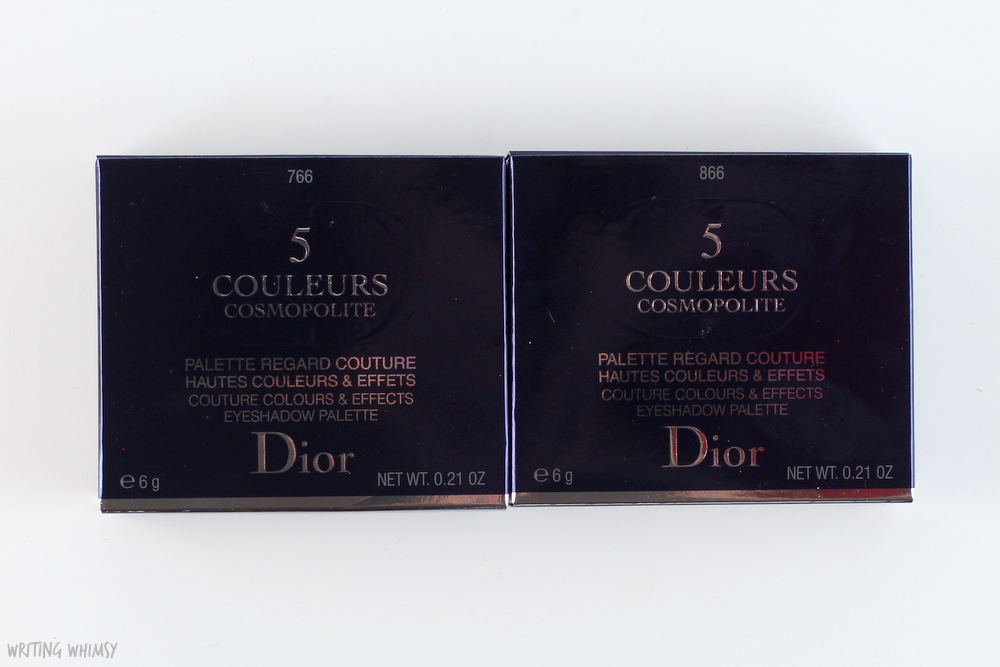Dior Cosmopolite Fall 2015 5 Couleurs in Eclectic 2 3