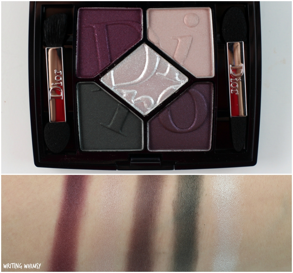 Dior Cosmopolite Fall 2015 5 Couleurs in Eclectic