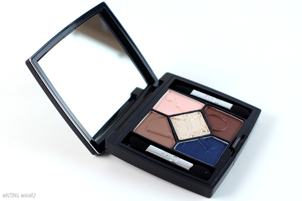 Dior Cosmopolite Fall 2015 5 Couleurs in Exuberante 5