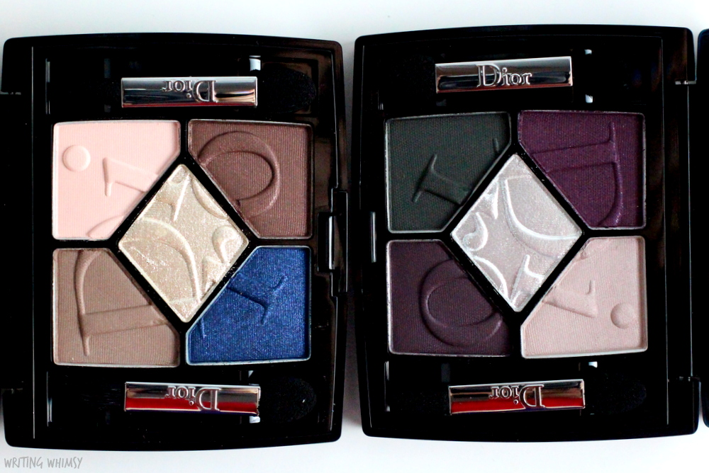 Dior Cosmopolite Fall 2015 5 Couleurs in Exuberante and Eclectic