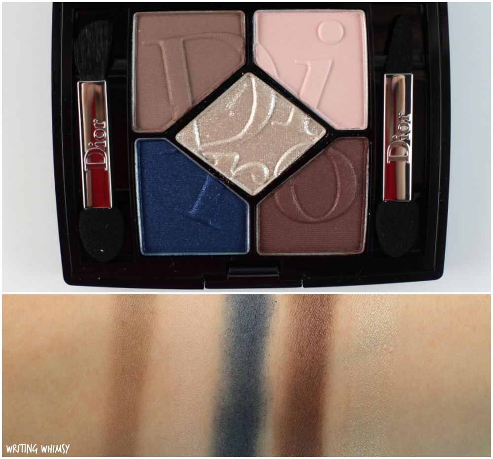 Dior Cosmopolite Fall 2015 5 Couleurs in Exuberante