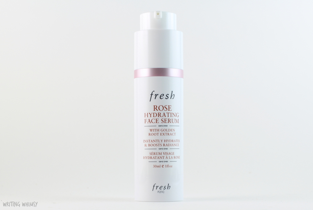 Fresh Rose Hydrating Face Serum 2