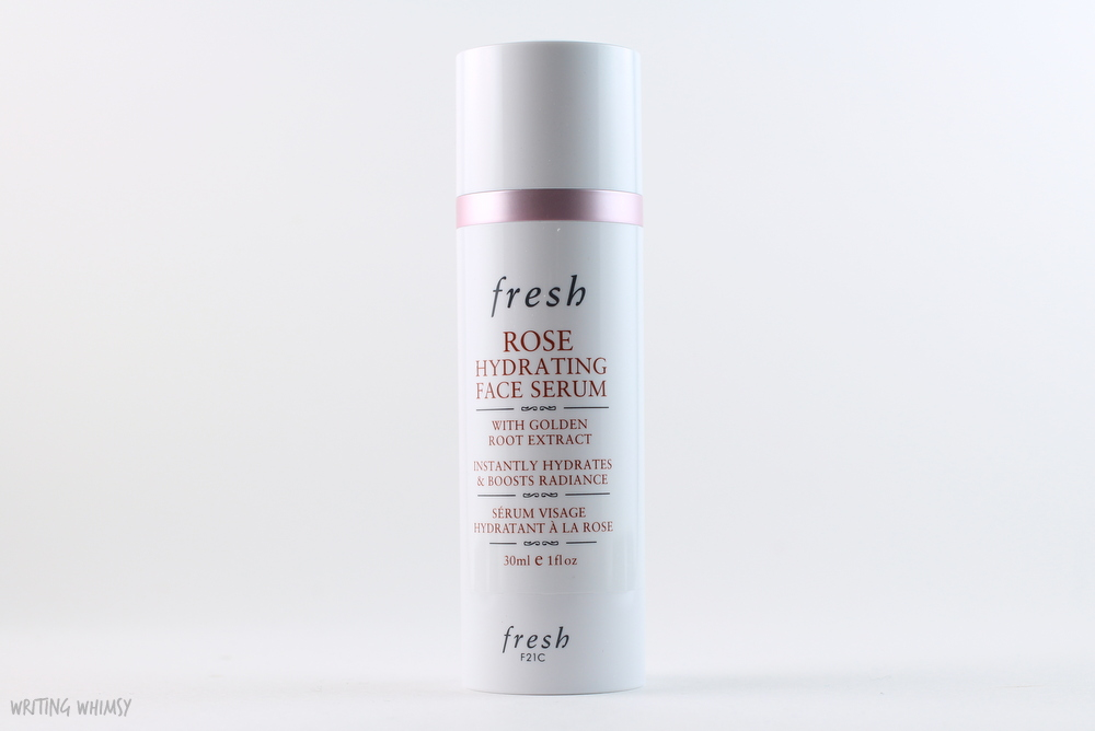 Fresh Rose Hydrating Face Serum 4