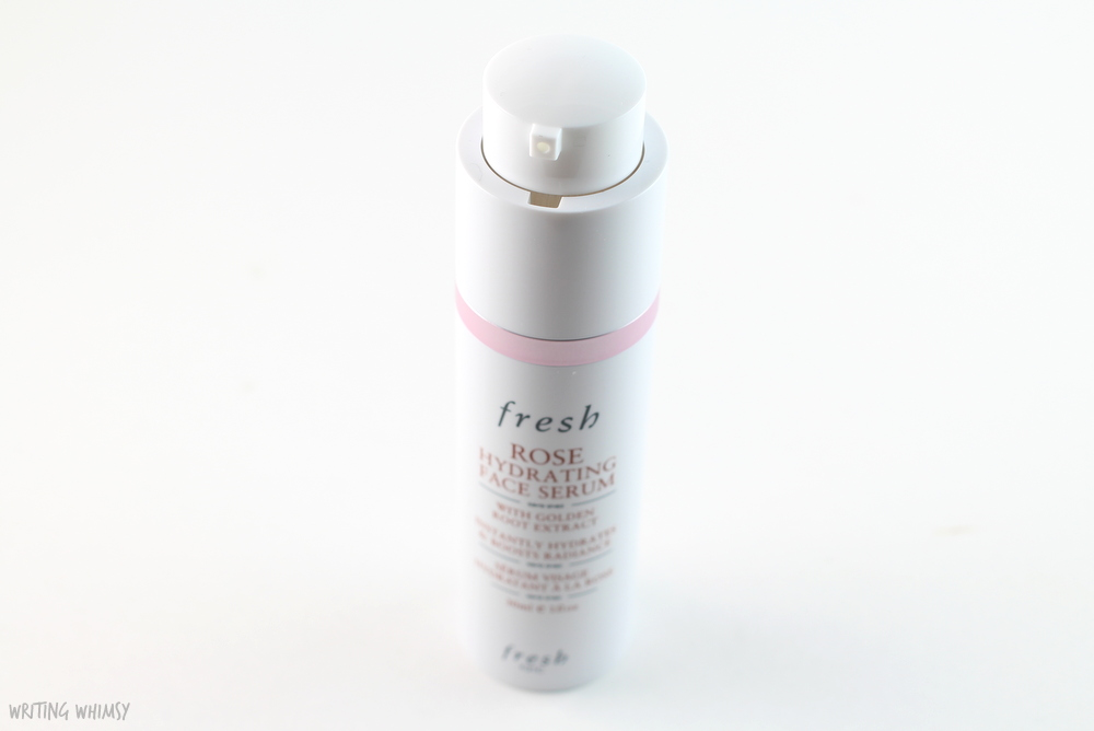 Fresh Rose Hydrating Face Serum 5