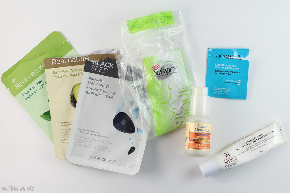 July 2015 Empties 2
