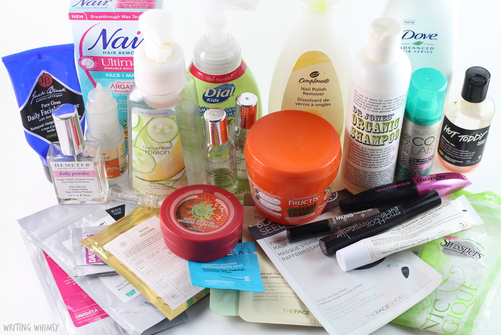 July 2015 Empties 6
