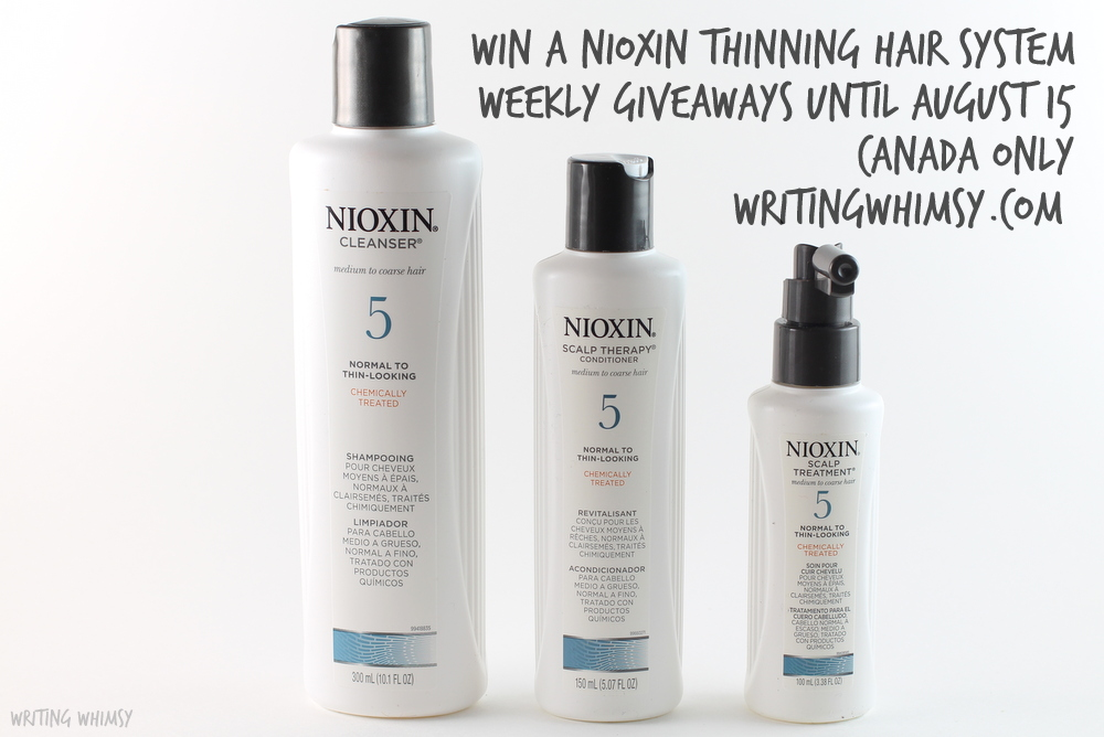 Nioxin Hair Thinning System 6