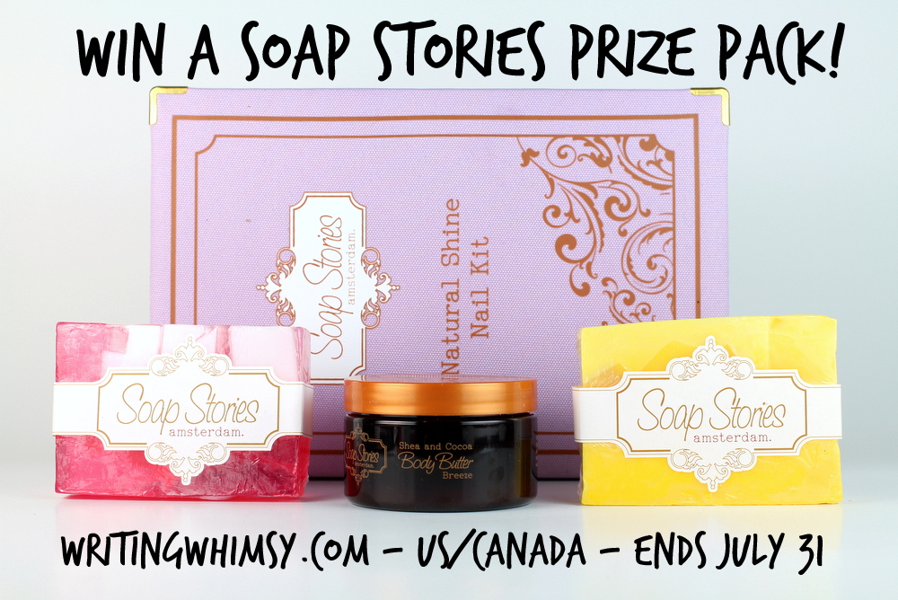 Soap Stories GIveaway