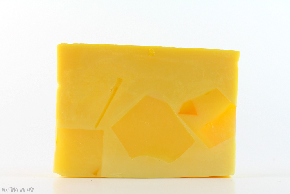 Soap Stories Patchouli Blood Orange Soap
