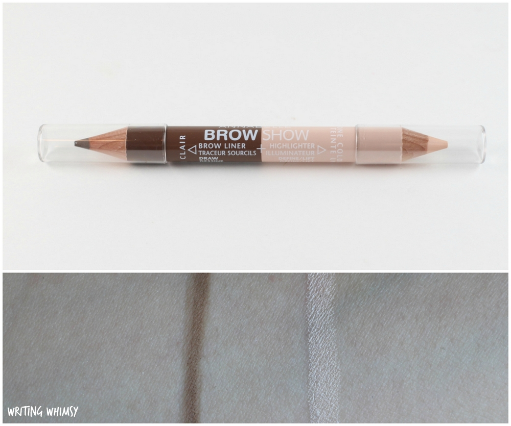 Annabelle Brow Show Light Swatches 3
