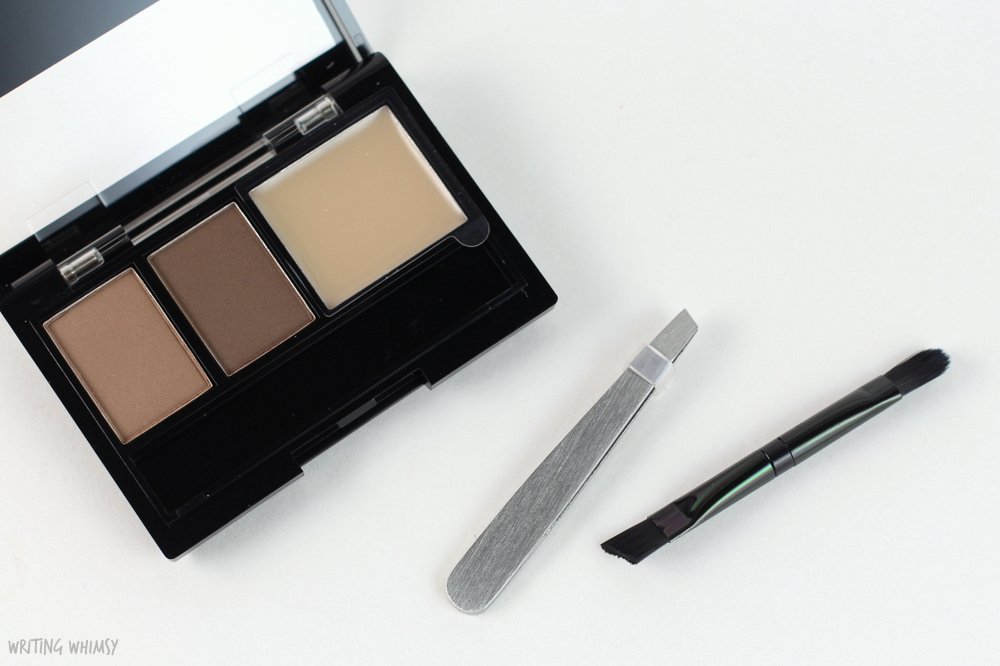 Annabelle Brow-To-Go Brow Shaping Kit Light:Medium Swatches