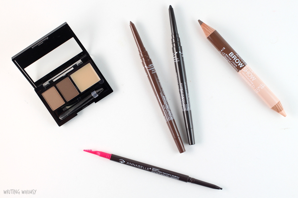 Annabelle Cosmetics Fall 2015 Brows 2