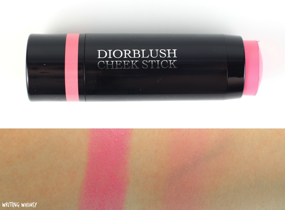 Dior Cosmopolite Fall 2015 Diorblush Cheek Stick Cosmopolite Pink Swatch